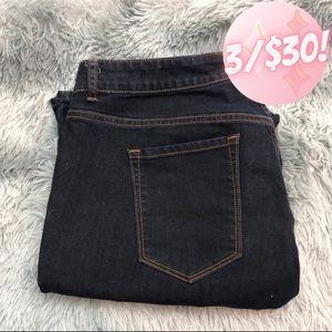 💖3/$30💖 Old Navy Boot Cut Jeans Dark Wash